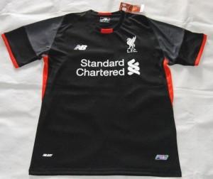 Liverpool 2016 maillot gardien noir