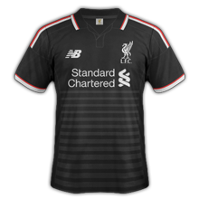 Liverpool 2016 maillot third NB