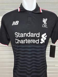 Liverpool 2016 troisième maillot third 2015 2016
