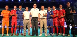 Thailande 2015 maillots de football