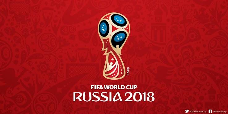 logo coupe du monde 2018 football
