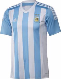 Argentine 2015 maillot de foot domicile Copa America 2015