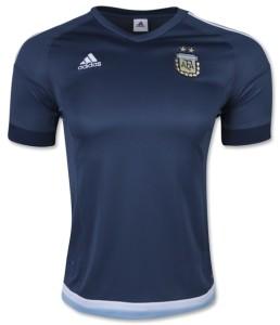 Argentine 2015 maillot de foot exterieur Copa America 2015