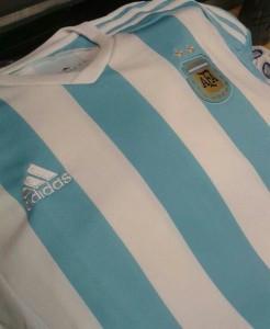 Argentine 2015 maillot domicile Copa America