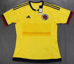 Colombie 2015 maillot foot domicile Copa America