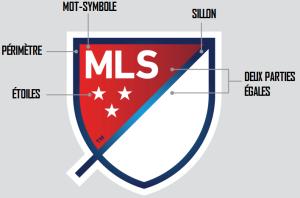MLS logo détails