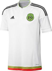 Mexique 2015 maillot extérieur Copa America