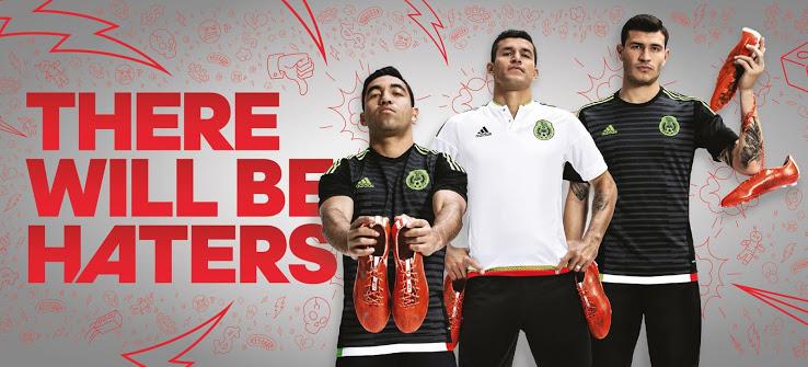 Mexique 2015 maillots Adidas Copa America