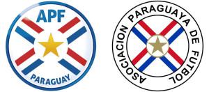 Nouveau logo Paraguay football 2015