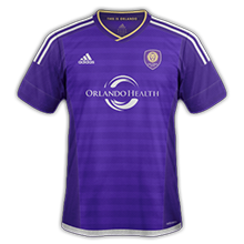 Orlando City 2015 maillot foot domicile