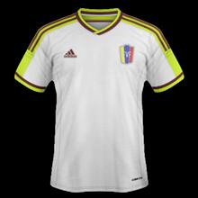 Venezuela 2014 maillot de foot exterieur