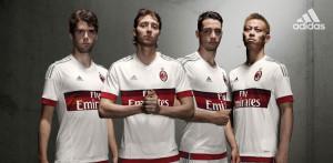 AC Milan 2016 maillot exterieur 15-16 officiel