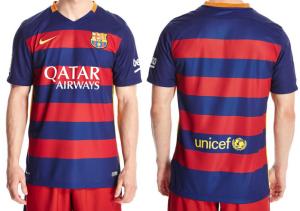 Barcelone 2016 maillot de foot domicile 2015 2016