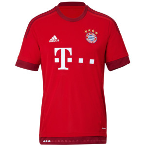 Bayern Munich 2016 maillot domicile officiel
