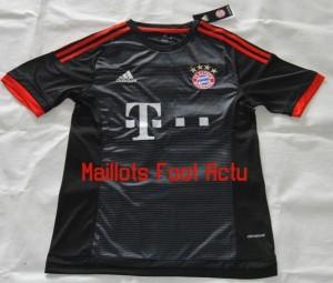 Bayern Munich 2016 troisieme maillot third 15-16