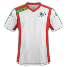Burkina Faso 2015 maillot domicile CAN