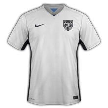 Etats-Unis 2015 USA maillot football domicile