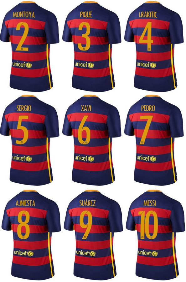 fc barcelone maillot football maillots foot actu. Black Bedroom Furniture Sets. Home Design Ideas