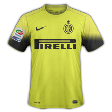 Inter Milan 2016 maillot third 2015-2016