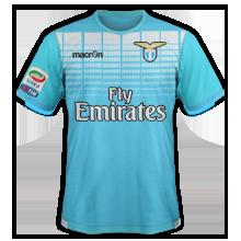 Lazio Rome 2016 maillot domicile