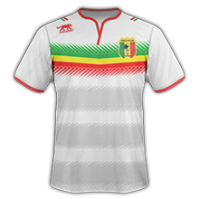 Mali 2015 maillot foot exterieur CAN 2015