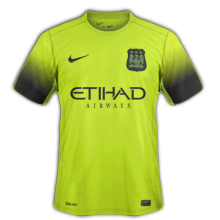 Manchester City 2016 troisieme maillot third 2015 2016
