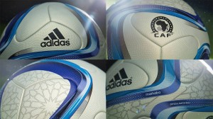 Marhaba Adidas ballon CAN 2015