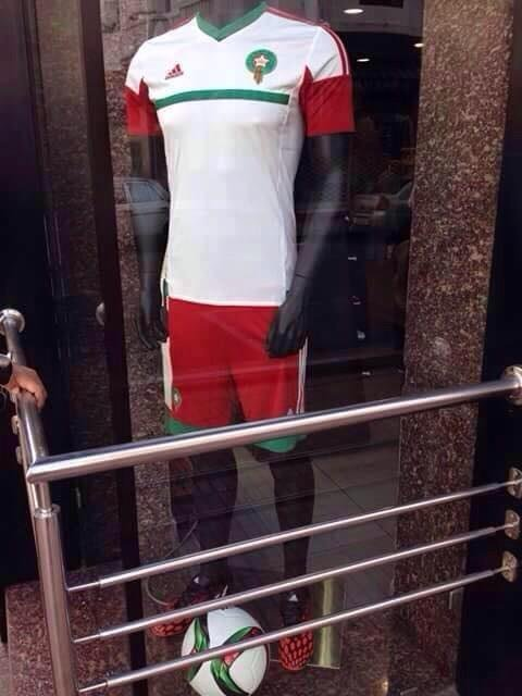 Adidas Maillots Maillots Maroc Maroc 2015 2015 Maillots Nouveaux Adidas Nouveaux Nouveaux vwN8nm0