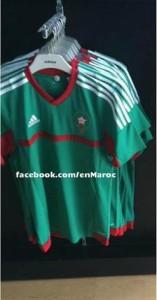 Maroc 2015 maillot third
