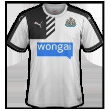 Newcastle 2016 maillot special 15-16 quatrieme fourth