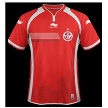 Tunisie 2015 maillot exterieur Burrda