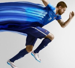 USA away kit 2015 Dempsey
