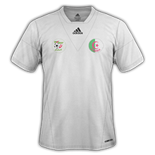 Algerie 2015 maillot domicile foot CAN 2015