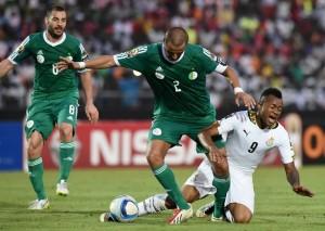 Algerie 2015 maillot exterieur CAN 2015