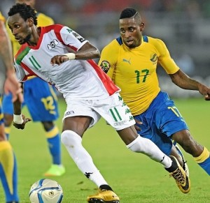 Burkina Faso 2015 maillot domicile CAN