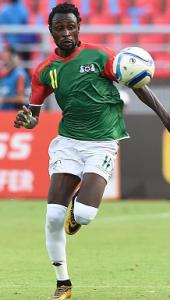 Burkina Faso maillot exterieur CAN 2015 vert