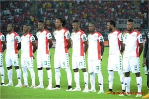 Burkina Faso maillot foot domicile CAN 2015