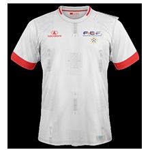 Cap-Vert 2015 maillot exterieur foot CAN 2015
