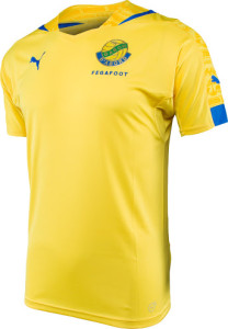 Gabon maillot foot domicile CAN 2015