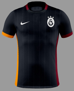 Galatasaray 2016 maillot de foot
