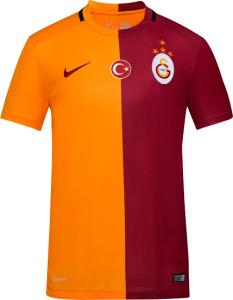 Galatasaray 2016 maillot domicile 15-16 Nike