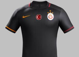 Galatasaray 2016 maillot exterieur 15-16