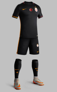 Galatasaray 2016 maillot exterieur 15-16 officiel