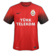 Galatasaray 2016 maillot third football