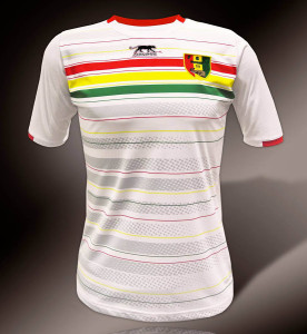 Guinee 2015 maillot exterieur CAN 2015