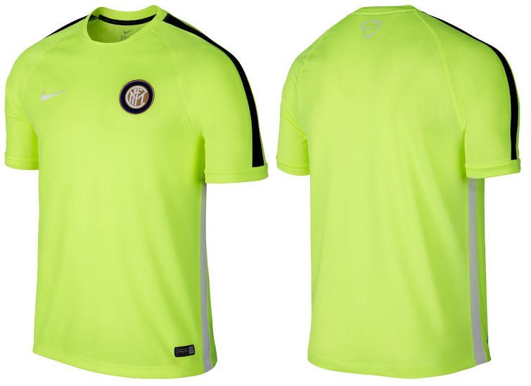 Maillot entrainement Inter Milan 2018
