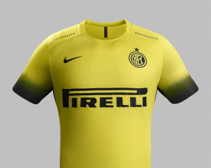 Inter Milan 2016 maillot third 15-16