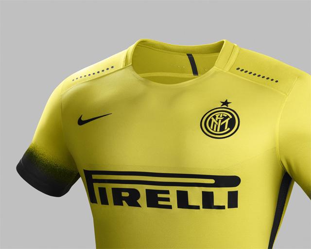 Nouveaux maillots de football Inter Milan 2016