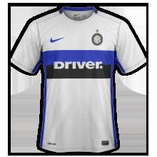 Inter Milan 2016 maillot de football exterieur 15-16