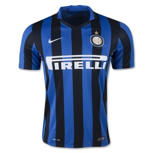 Inter Milan 2016 maillot domicile football 15-16